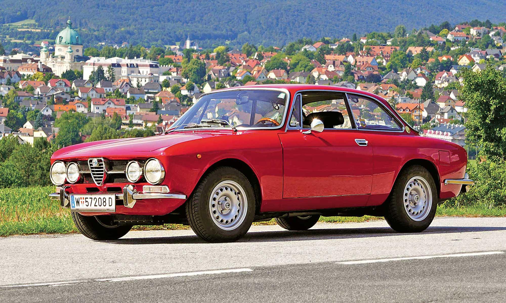 Alfa Giulia 1750 Gtv Bertone Smartzone